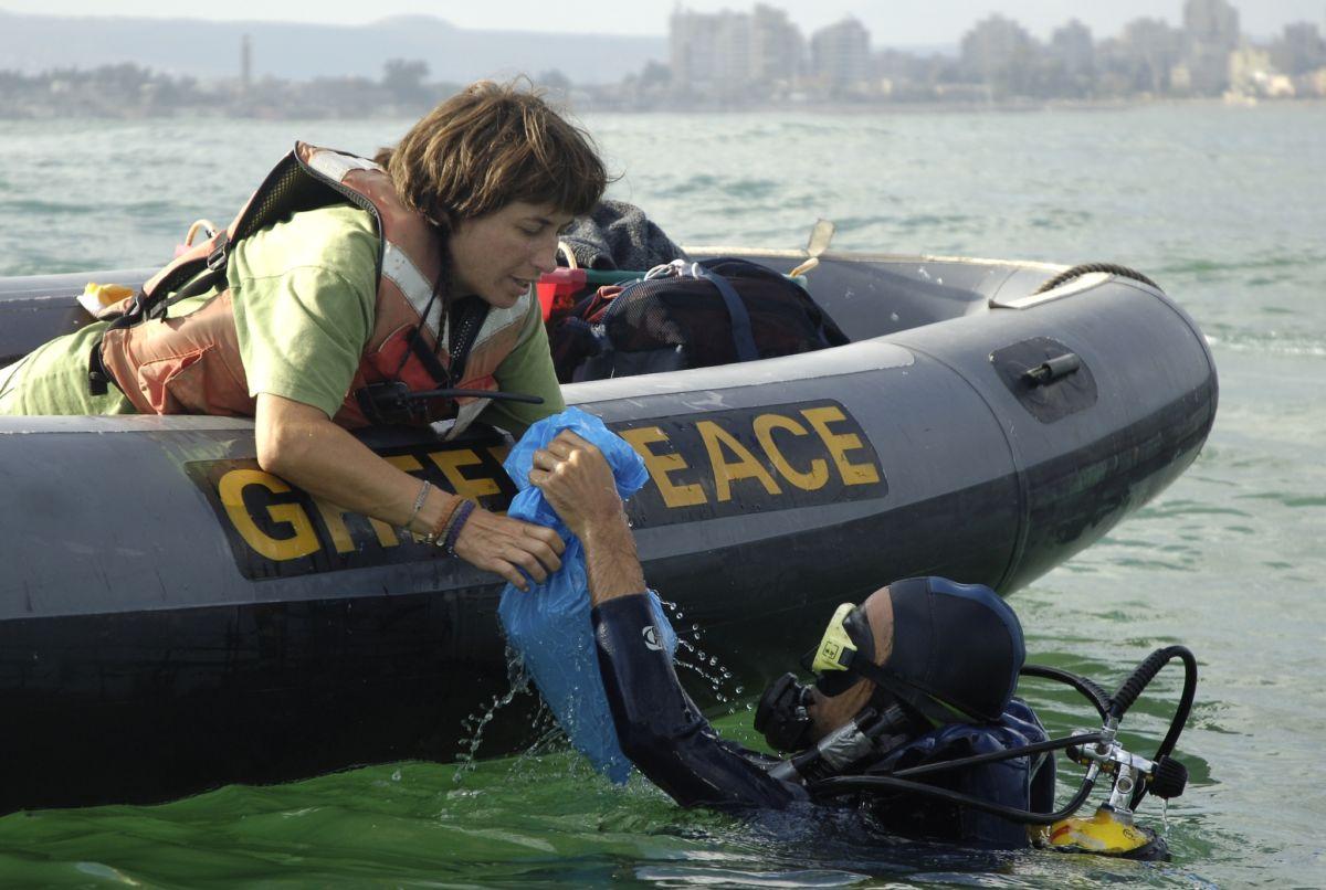 Greenpeace in Lebanon